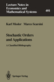 Stochastic Orders and Applications