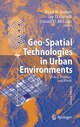 Geo-Spatial Technologies in Urban Environments