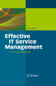 Effective IT Service Management