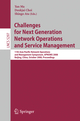 Challenges for Next Generation Network Operations and Service Management