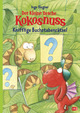 Der kleine Drache Kokosnuss - Knifflige Buchstabenrätsel