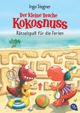 Der kleine Drache Kokosnuss - Rätselspaß für die Ferien