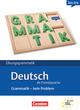 Übungsgrammatik Deutsch als Fremdsprache