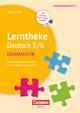 Lerntheke Deutsch - Grammatik: 5/6