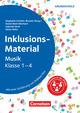 Inklusions-Material Musik - Klasse 1-4