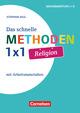 Das schnelle Methoden-1x1 Religion