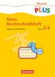 Deutsch plus - Grundschule - Mein Rechtschreibheft