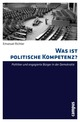 Was ist politische Kompetenz?