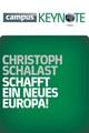 Schafft ein neues Europa!