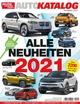 Auto-Katalog Modelljahr 2021