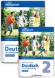 Anschluss finden - Deutsch 2 - Das Übungsheft - Grundlagentraining: Leseheft und Arbeitsheft