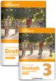 Anschluss finden / Anschluss finden Deutsch 3 - Das Übungsheft - Grundlagentraining: Leseheft und Arbeitsheft