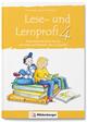 Lese- und Lernprofi 4 - Schülerarbeitsheft