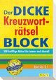 Der dicke Kreuzworträtsel-Block 21