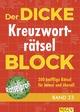 Der dicke Kreuzworträtsel-Block 23
