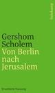 Von Berlin nach Jerusalem