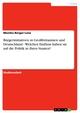Bürgerinitiativen in Großbritannien und Deutschland - Welchen Einfluss haben sie auf die Politik in ihren Staaten?