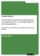 Unterrichtsentwurf für den Jugendroman 'Ich knall Euch ab!' von Morthon Rhue in der Sekundarstufe I
