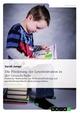 Die Förderung der Lesemotivation in der Grundschule