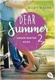 Dear Summer - Unser erster Kuss