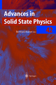 Advances in Solid State Physics 42