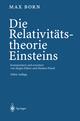 Die Relativitätstheorie Einsteins