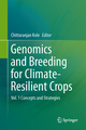 Genomics and Breeding for Climate-Resilient Crops