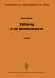 Einführung in die Mikrowellenphysik