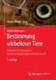 Müller/Bährmann Bestimmung wirbelloser Tiere