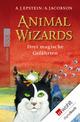 Animal Wizards: Drei magische Gefährten