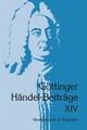 Göttinger Händel-Beiträge, Band 14