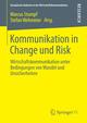 Kommunikation in Change und Risk