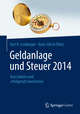Geldanlage und Steuer 2014
