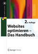 Websites optimieren - Das Handbuch