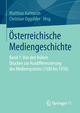 Österreichische Mediengeschichte