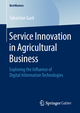 Service Innovation in Agricultural Business