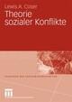 Theorie sozialer Konflikte