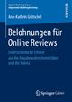 Belohnungen für Online Reviews