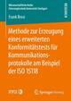Methode zur Erzeugung eines erweiterten Konformitätstests für Kommunikationsprotokolle am Beispiel der ISO 15118