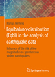 Equibalancedistribution (Eqbl) in the analysis of earthquake data