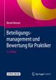 Beteiligungsmanagement und Bewertung für Praktiker