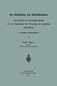 Die Entwicklung des Eisenbahnnetzes, des Betriebes, der finanziellen Erträge und die Organisation der Verwaltung der preußischen Staatsbahnen in Tabellen zusammengestellt