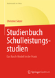 Studienbuch Schulleistungsstudien
