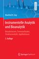 Instrumentelle Analytik und Bioanalytik