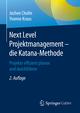 Next Level Projektmanagement - die Katana-Methode