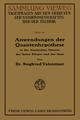 Anwendungen der Quantenhypothese in der kinetischen Theorie der festen Köper und der Gase