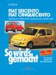 Fiat Seicento von 3/98 bis 9/07, Fiat Cinquecento von 2/93 bis 9/07