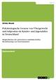 Polyätiologische Genese von Übergewicht und Adipositas im Kindes- und Jugendalter in Deutschland