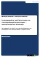 Leistungsanalyse und Bewertung von Datenbankimplementierungen unterschiedlicher Workloads
