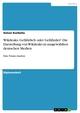 Wikileaks. Gefährlich oder Gefährdet? Die Darstellung von Wikileaks in ausgewählten deutschen Medien